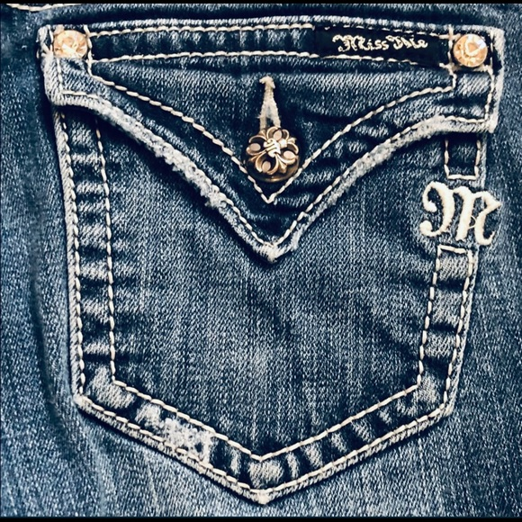 Miss Me Denim - Miss Me Boot Cut Jeans Size 27